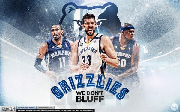 Memphis Grizzlies Wallpaper on Behance