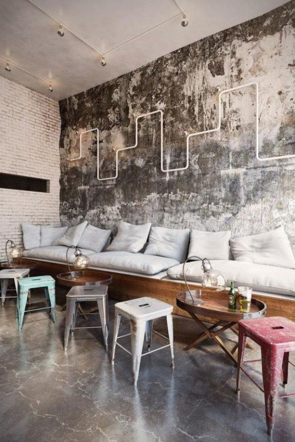 10 Stunning Urban Industrial Decor Designs For Your Urban