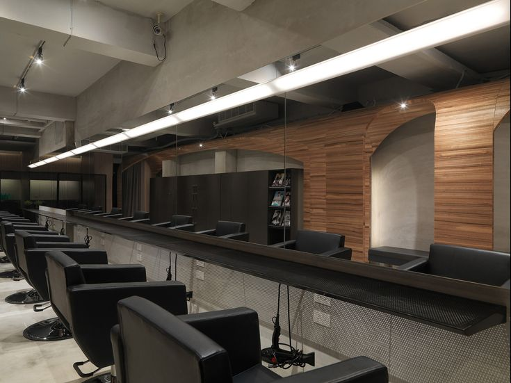Gallery of How Fun Hair Salon / JC Architecture - 12