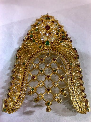 Indian Jewellery Designs Photo Gallery: September 2013