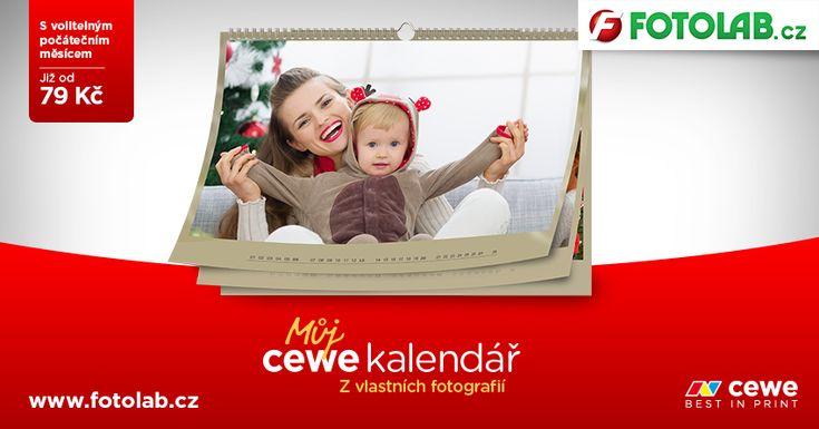 Fotokalendáře - kalendáře z vlastních fotografií | FOTOLAB.cz