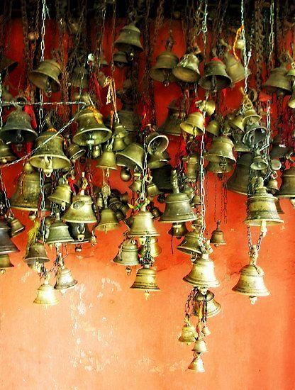 thepaintedbench: Prayer Bells