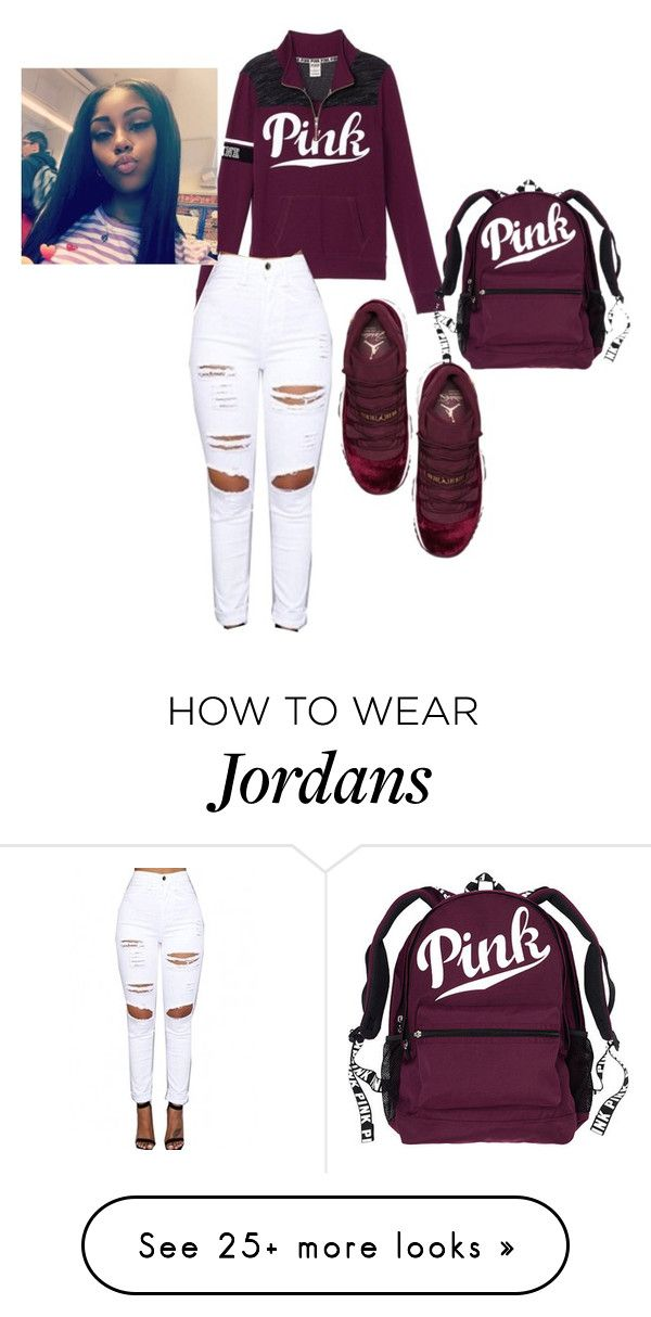 """Untitled #62"" by dwilliamssadddler on Polyvore featuring Victoria's Secret"