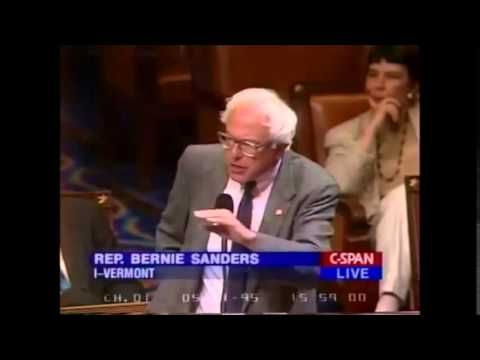 """Bernie Sanders on LGBTQ Rights   In 1995, while the policy was in place, Bernie angrily chastised a Republican congressman who referred to """"homos in the military"""" as a problem. Addressing Discrimination: Bernie has long co-sponsored and voted for legislation that supports the LGBTQ community's equal rights in schools, the workplace, and the military."""