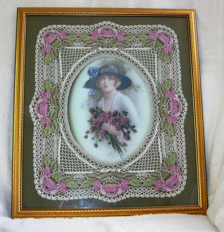 Lana's own lace - pricking edited from Eeva-Lisa Kortelahti