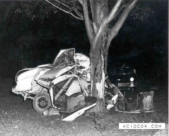 I have to write an essay for my parents... about a little car accident i had. ideas?