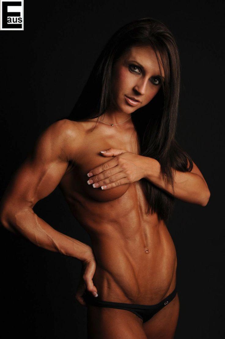Sexy abs female — photo 15