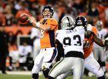 Peyton Manning carves up Raiders as Broncos dominate #ProFootballDenverBroncos