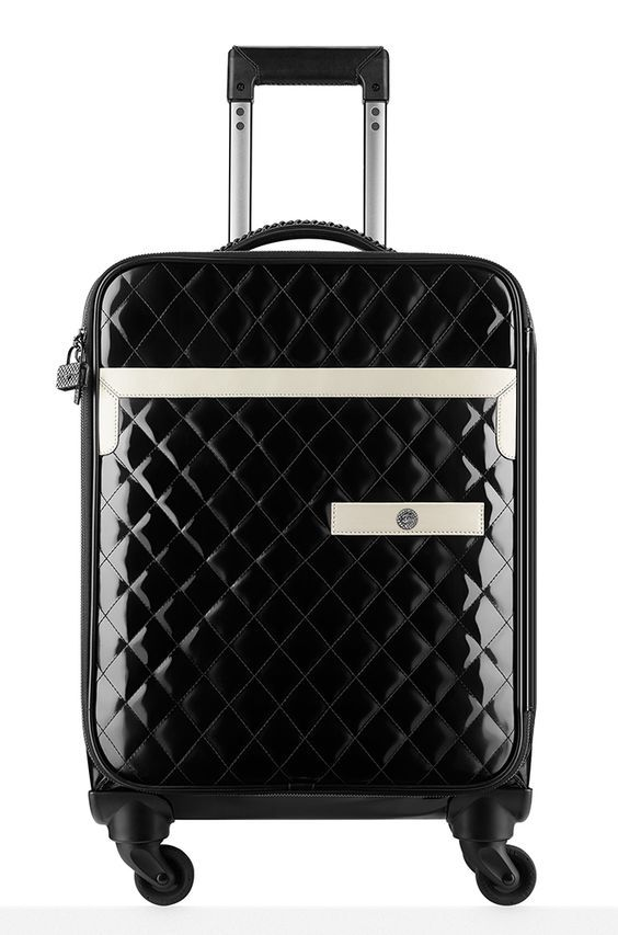 Best 20  Chanel luggage ideas on Pinterest | Coco chanel handbags ...