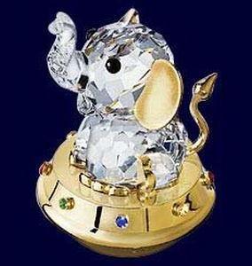 1769 best treasures crystals images on pinterest - Figuras de cristal swarovski ...