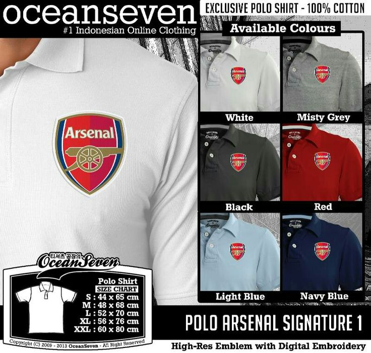 polo arsenal signature 1