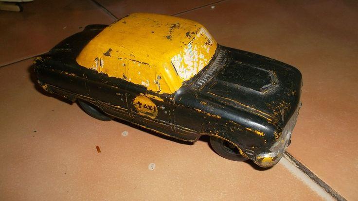 Juguete Antiguo Camion Ford Falcon Taxi De Los 60 - Bs. 3.000,00 en MercadoLibre