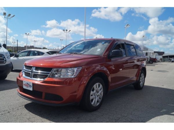 Used 2014 Dodge Journey for Sale in Houston TX  TrueCar  Cars