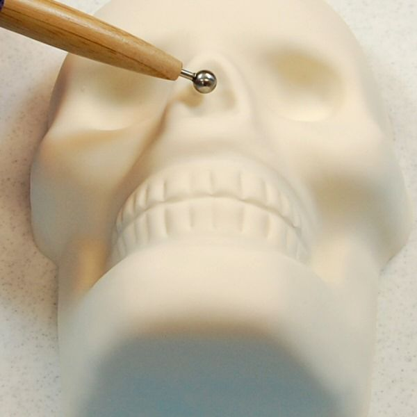 3d skull cake tutorial - Global Sugar Art.com