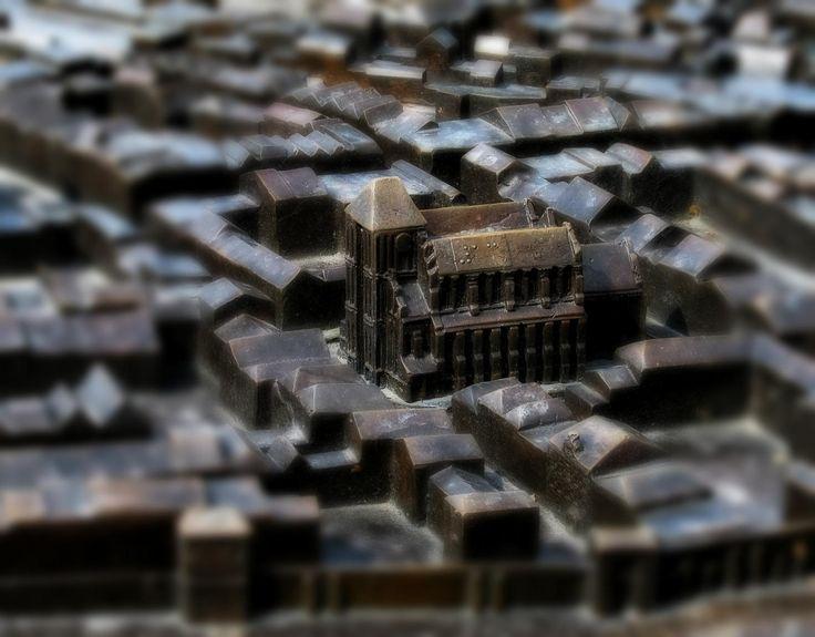 Model of old town of Torun by Grzegorz Adamski on 500px