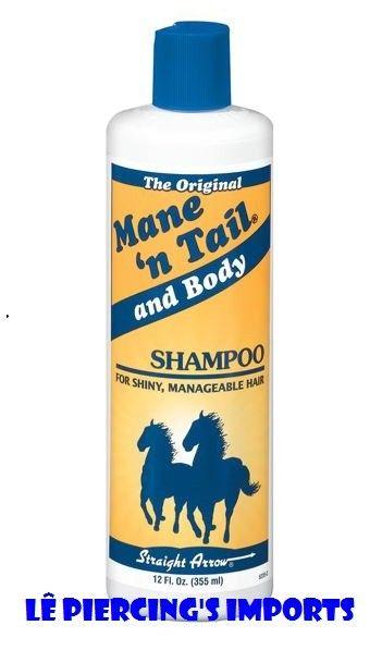 Shampoo Mane 'n Tail And Body 355ml (Famoso Shampoo de Cavalo)