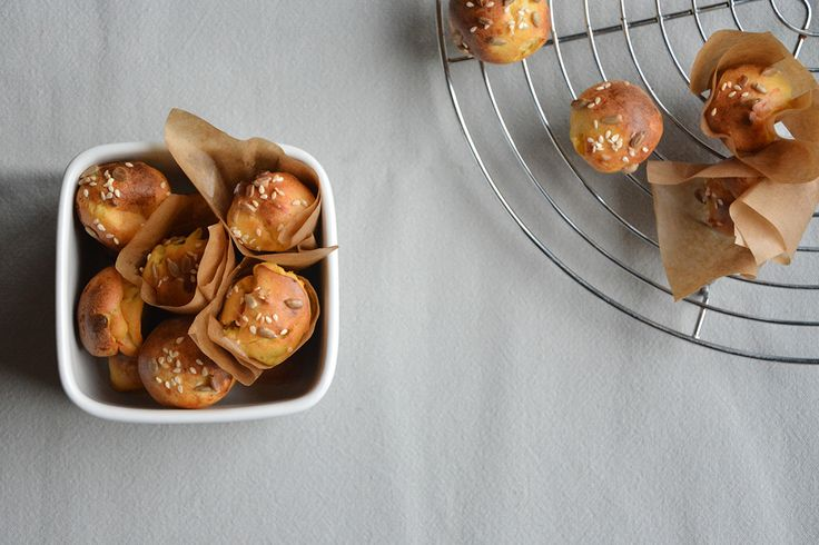 Een overheerlijke aardappelmuffins met cottage cheese, die maak je met dit recept. Smakelijk!