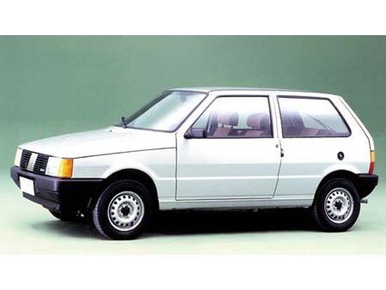 Fiat Uno CS 3p - 19 - Foto Retrospettive