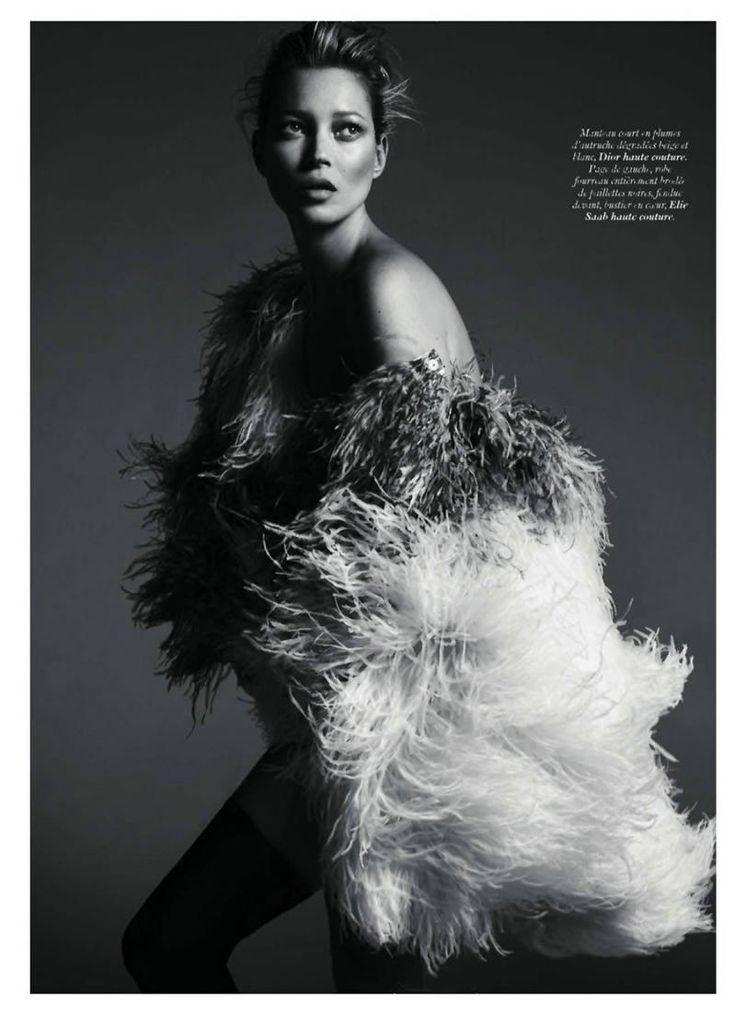 Kate Moss by Mert
