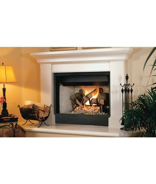 Superior brt2532 b vent gas fireplace system 32 my for Gas fireplace maintenance do it yourself