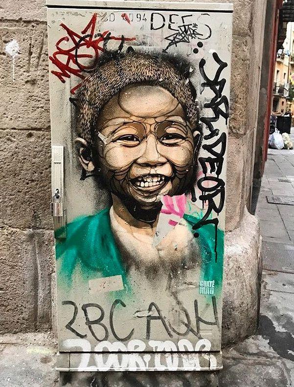 T mao street art pinterest street art for Audrey hepburn mural los angeles