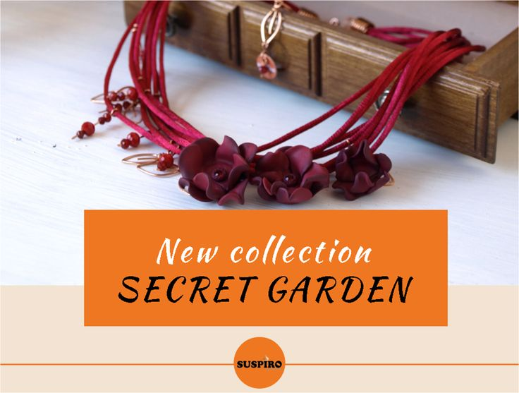 Discover the new collection from Suspiro, it has arrived and promises tomesmerizeyou!  Every once in a while you come across jewelry pieces that seem like were magically made.Do you dare toopen the gate to this SECRET GARDENand unveil its charm? Here you'll find a range of floral jewelry that blooms in the fall season …