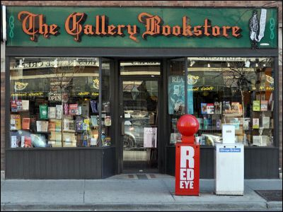 The Gallery Bookstore, Chicago, Illinois