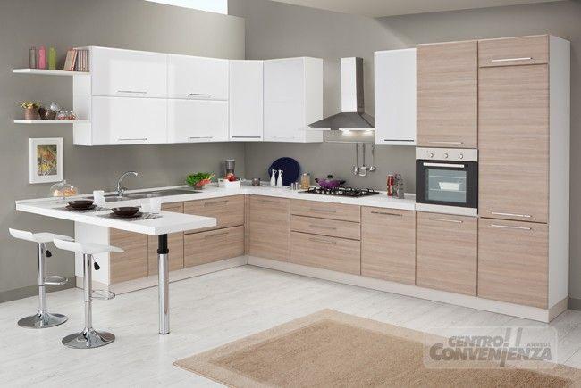 Oltre 25 fantastiche idee su case piccole moderne su - Cucine componibili outlet ...