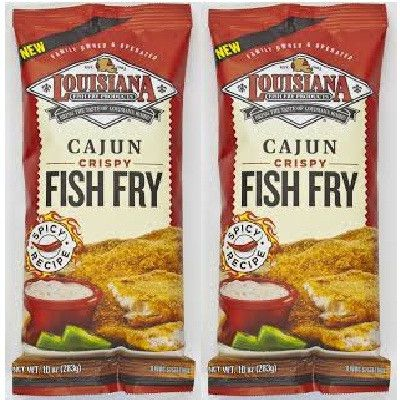 39 best freshwater fish recipes images on pinterest for Louisiana fish fry recipe