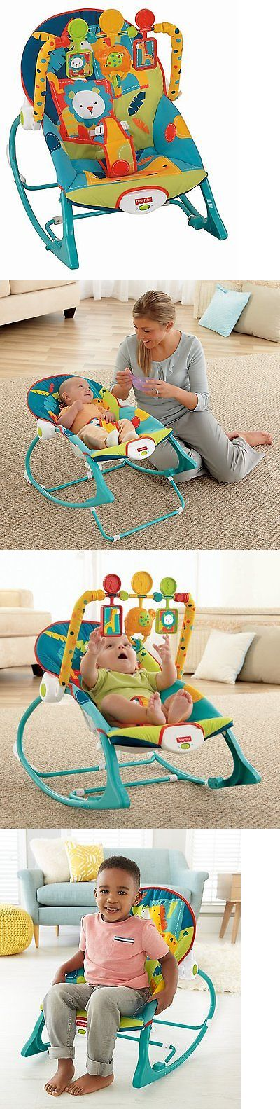Baby: Baby Bouncer Seat Newborn Infant Toddler Musical Vibrating Rocker Chair Gift New -> BUY IT NOW ONLY: $37.5 on eBay!