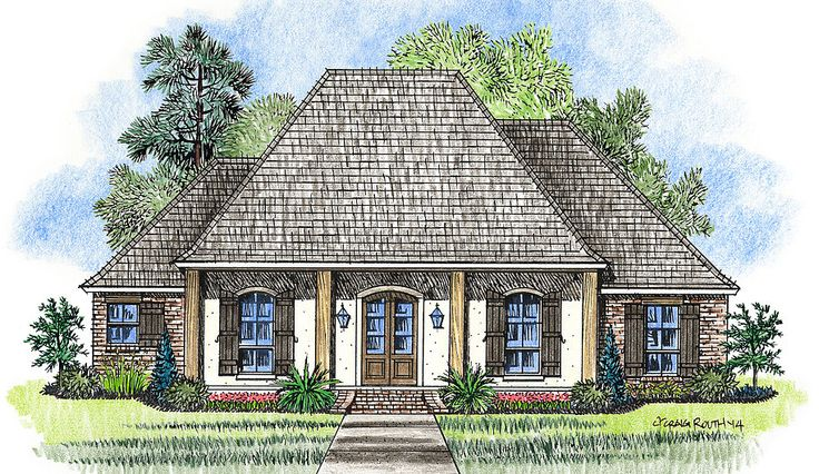 17 best ideas about acadian style homes on pinterest for Acadian home builders