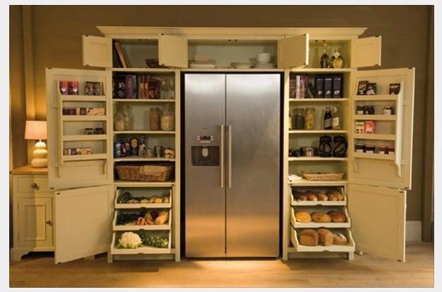 Fold Away mega storage cabinet