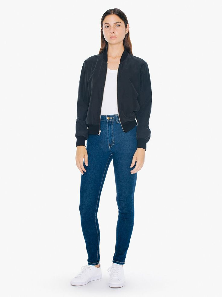 explore american apparel jackets