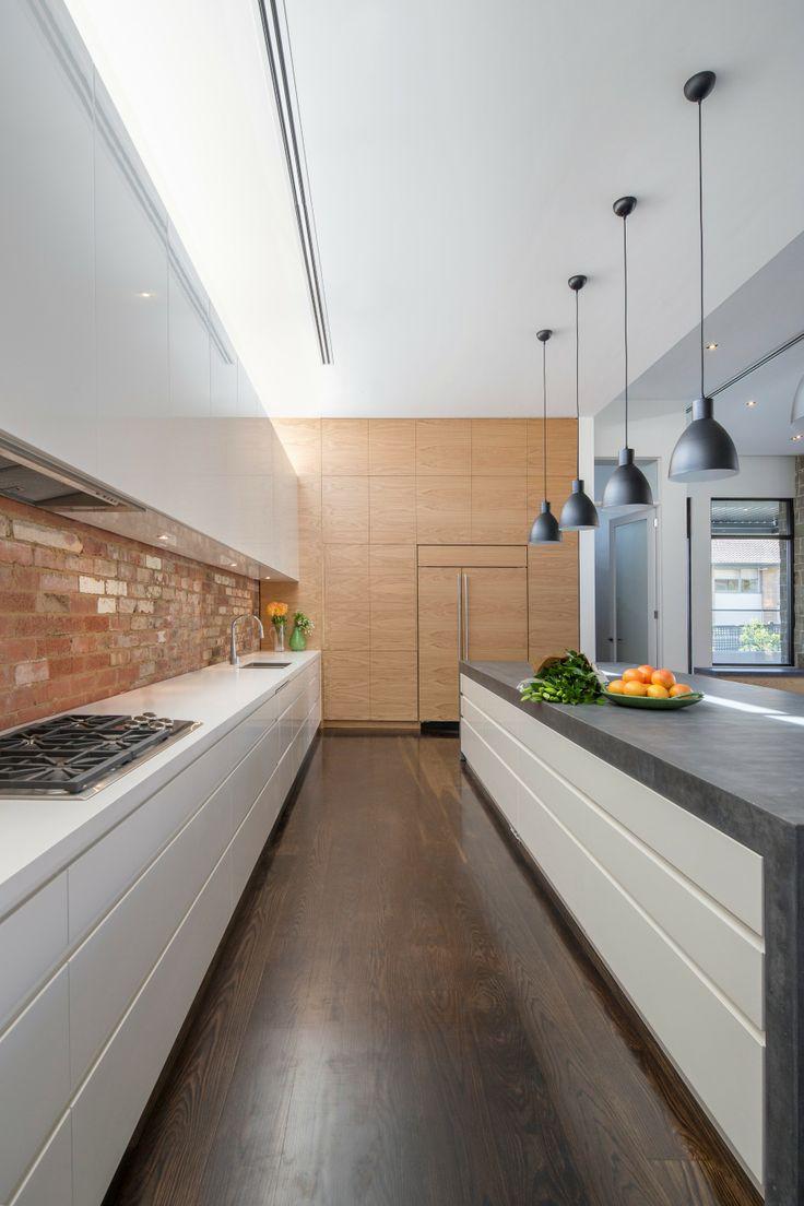 www.canny.com.au ph.(03) 8532 4444 Kitchen renovation by Canny #kitchen #renovation #insituconcrete