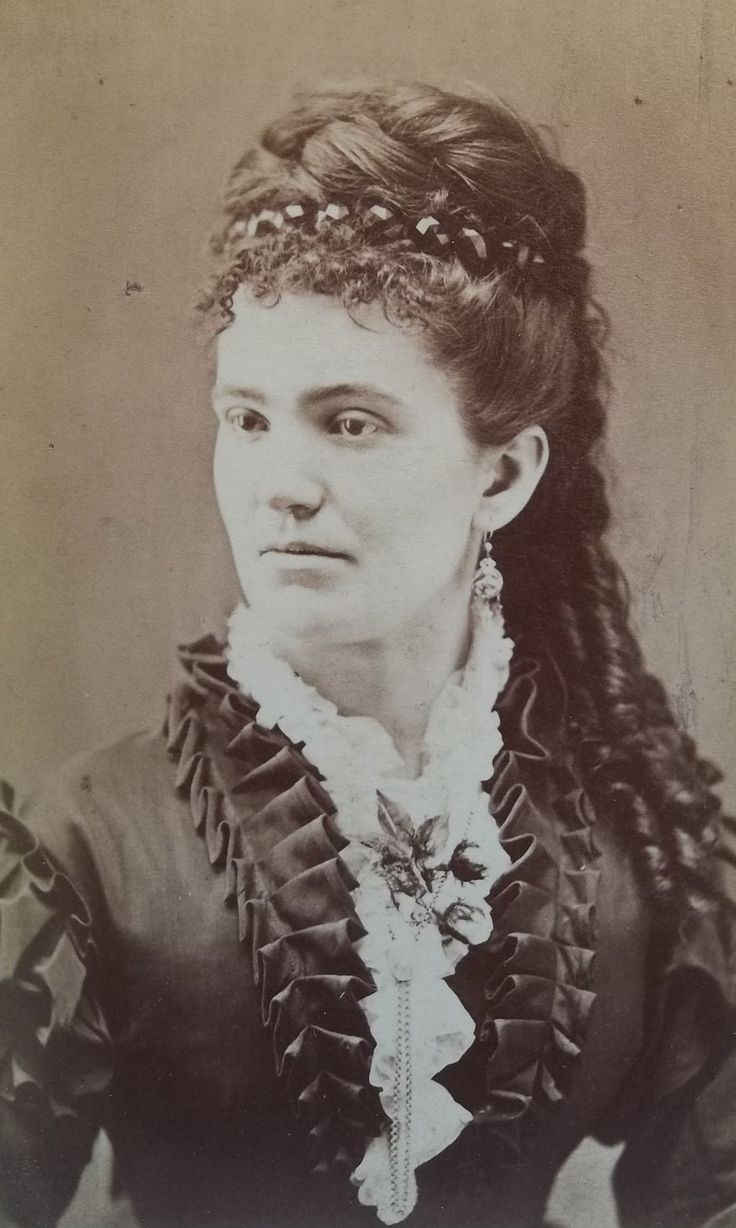 1800s hairstyles ideas