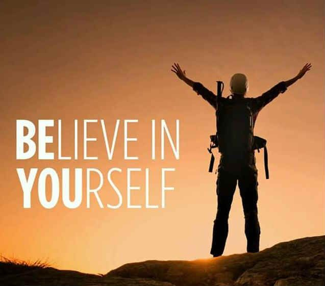 how to develop more self confidence