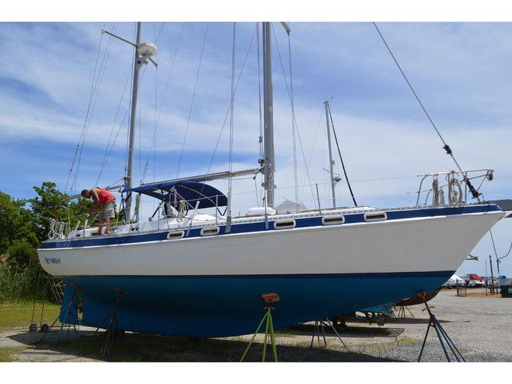 1981 morgan oi 416 go sailboats pinterest. Black Bedroom Furniture Sets. Home Design Ideas