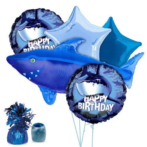 Shark Party Balloon Kit