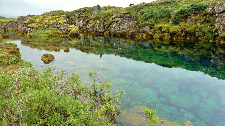 Thingvellir National Park,Blaskogabyggo,Iceland
