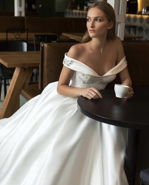 Naviblue 2019 Wedding Dresses Dolly Collection: Svadobné šaty