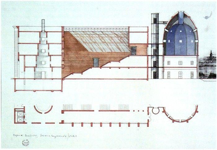 aldo rossi museo bonnefanten - Buscar con Google