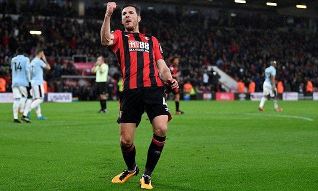 Bournemouth 3-3 West Ham: Eddie Howe's men snatch a point