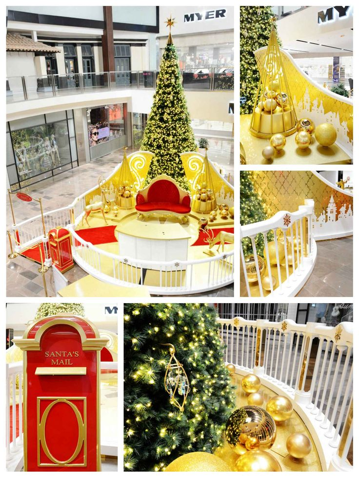 Westfield Doncaster Christmas Decoration