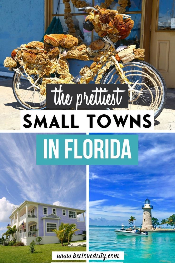 11 Best Small Towns In Florida You Must Discover Beeloved City North America Travel Destinations Florida Travel Travel Usa