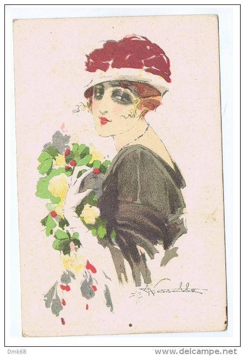 A. VASSALLO - 1920