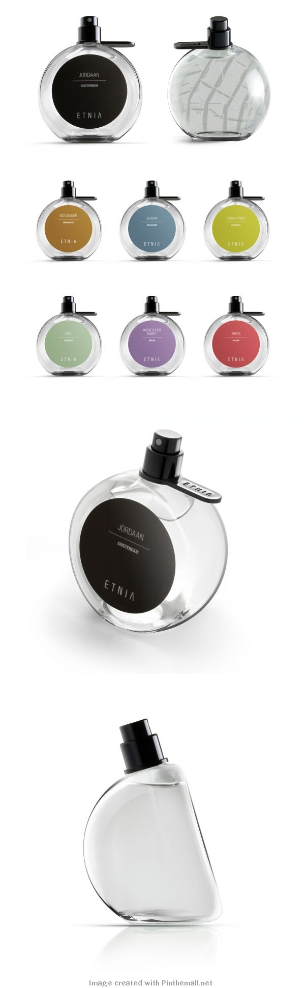 Map embedded ETNIA #fragrance #packaging PD One sniff and you are transported to another country created via http://www.thedieline.com/blog/2014/2/21/etnia