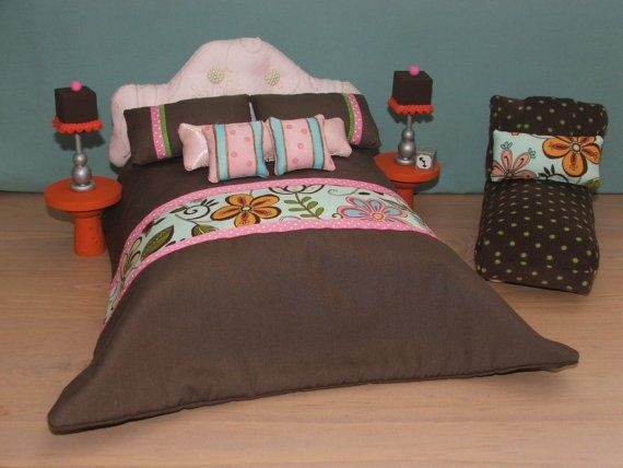 American Girl Mini Doll Furniture Pattern 6 5 inch PDF
