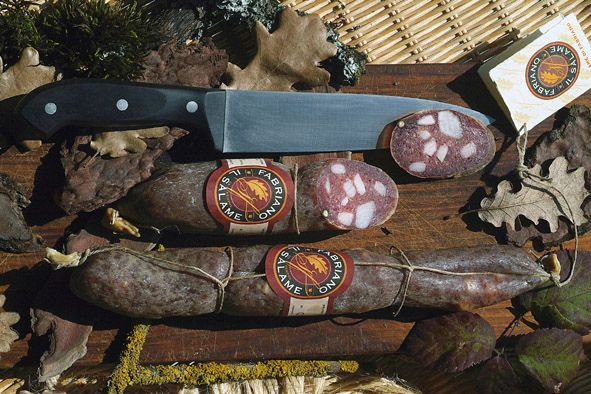 Salame of Fabriano