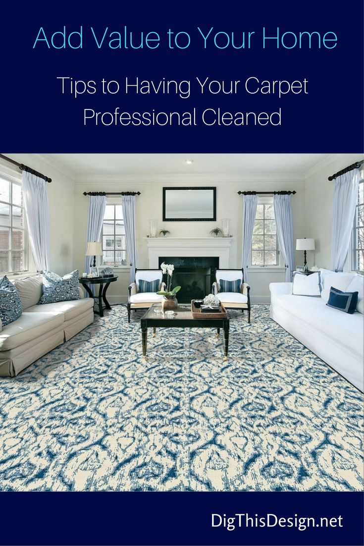 Carpet cleaning how it can raise your home value living