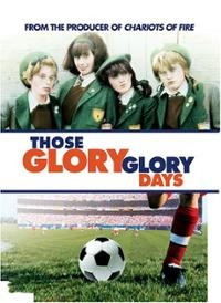 A sports nut since childhood, Julie Welch was the first female soccer sports writer on Fleet Street. She was asked to write a screenplay for a British television series that would capture the passions of first love. So The Glory Glory Days is about the mania that four 14yo schoolgirls have for Tottenham Hotspur during their 1961 completion of the Double.
